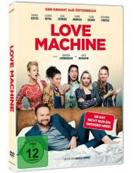 Filmwelt Verleihagentur: Love Machine - DVD