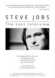 Filmwelt Verleihagentur: STEVE JOBS – The Lost Interview - Kino
