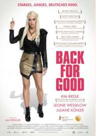 Filmwelt Verleihagentur: Back for Good - Kino