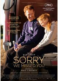 Filmwelt Verleihagentur: Sorry we missed you - Kino
